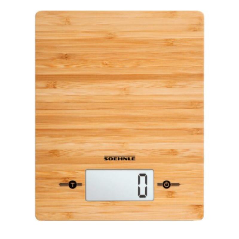 Весы кухонные деревянные Soehnle 66308