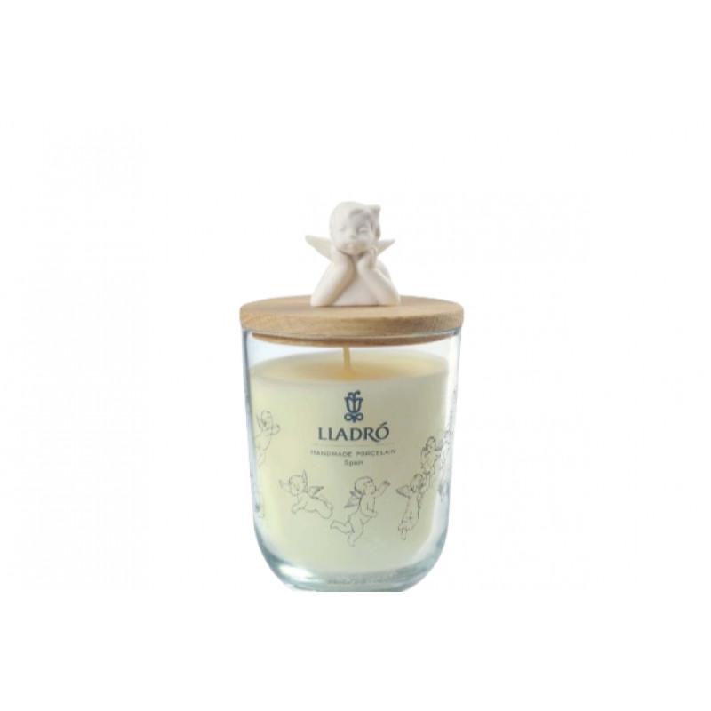 Свеча Тропические цветы Lladro 01040134