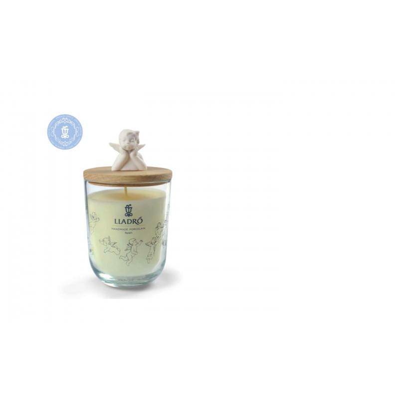 Свеча Средиземноморский пляжный аромат 01040109 Lladro