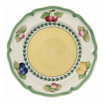 2281-2640 Тарелка для салата 21 French garden Fleur. Villeroy&Boch