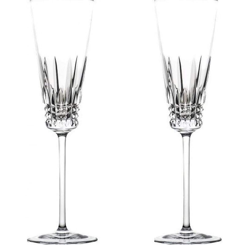 Бокал для шампанского 24 см Capri ROGASKA