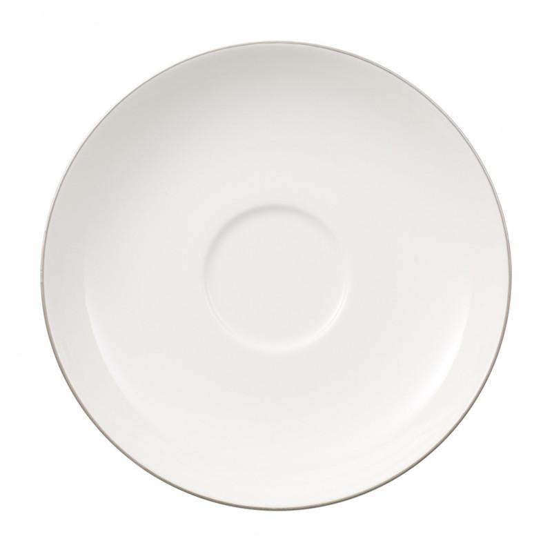 4636-1280 Блюдце 15 см Anmut Platinum Villeroy&Boch