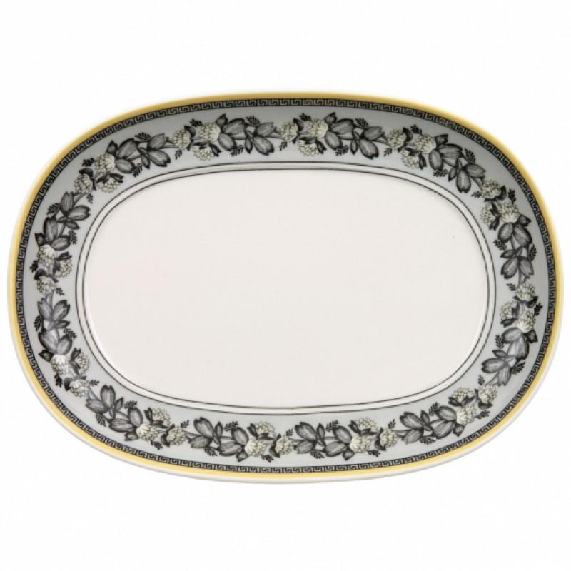 10673570 Блюдо овальное маленькое 20 см Audun Ferme Villeroy&Boch