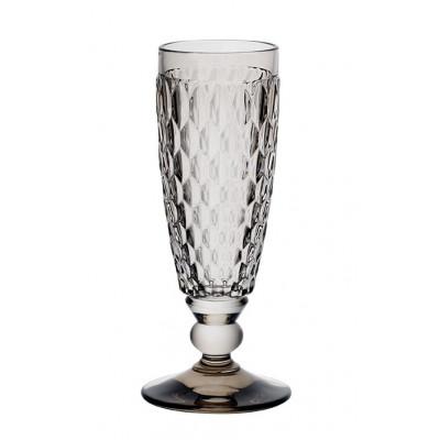 7309-0075 Бокал для шампанского серый Boston coloured Villeroy&Boch