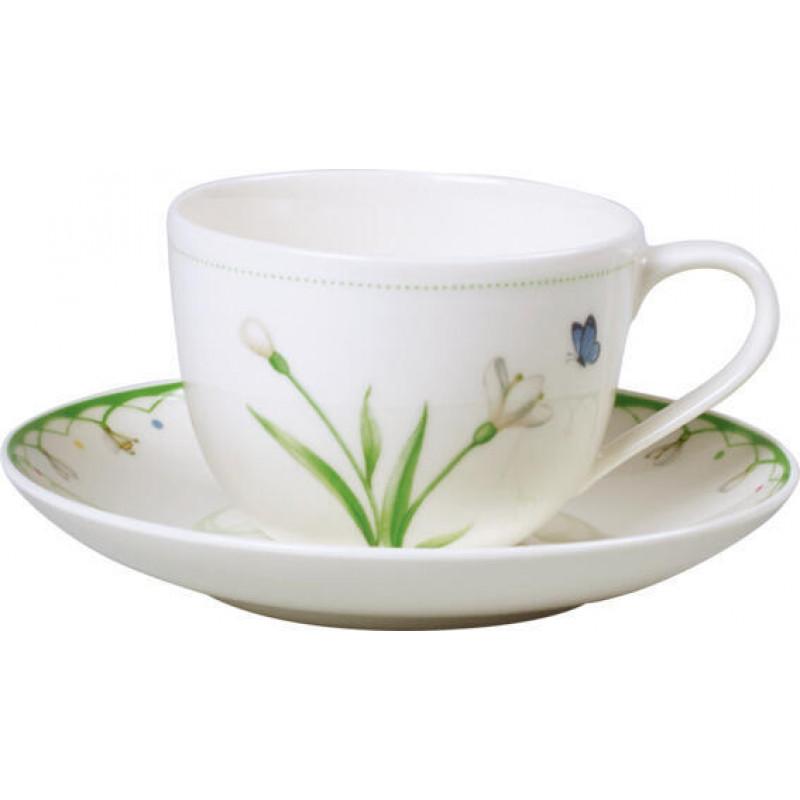 8663-1410 Чашка с блюдцем Colorful Spring Villeroy&Boch