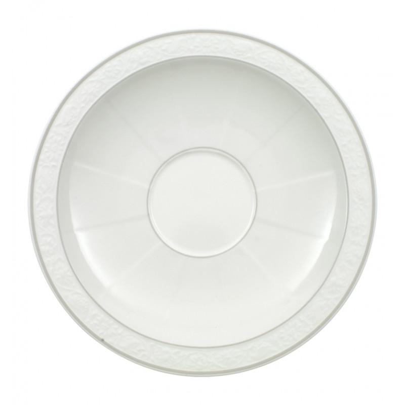 4392-1250 Блюдце 18 см Gray Pearl Villeroy&Boch