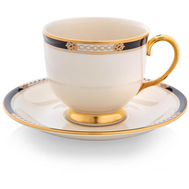 Чашка с блюдцем Hancock от Lenox