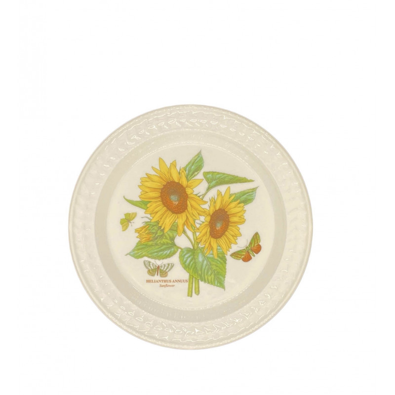 Тарелка обеденная  26.5 см Botanic garden embossed от Portmeirion
