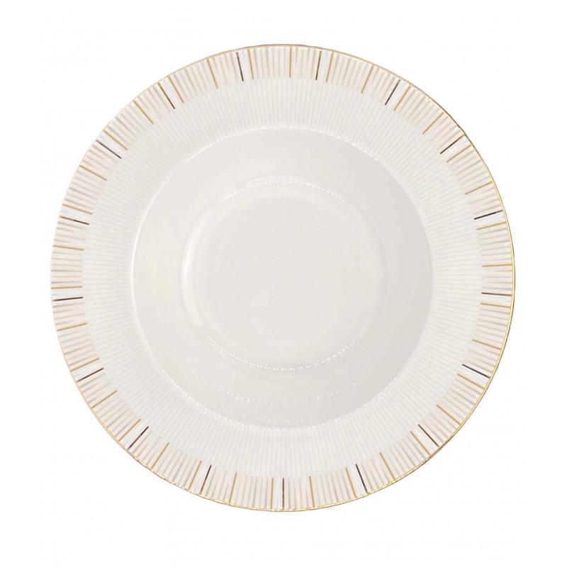 Тарелка глубокая 23 см LUMINOUS от Prouna
