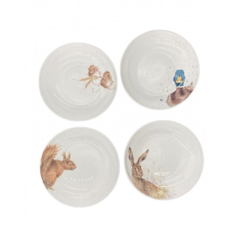Тарелка для пасты 22.5 см Wrendale Designs от Portmeirion