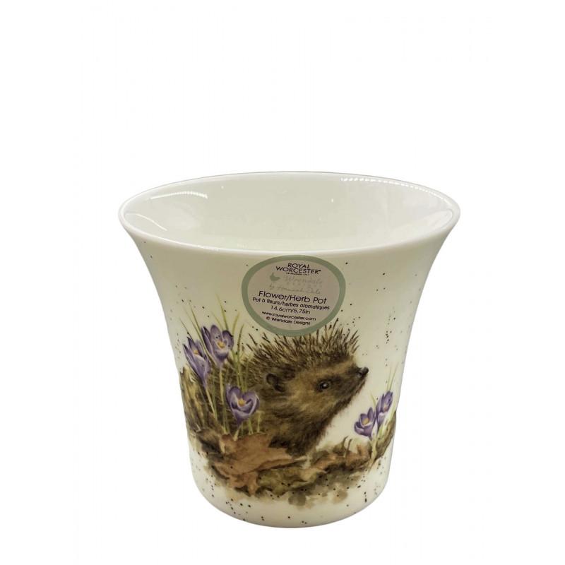 Мини ваза 10 см Wrendale Designs от Portmeirion