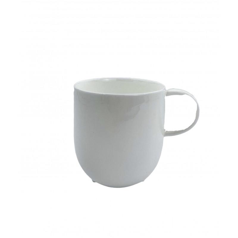 Кружка 0.34 л белая Brillance Weiss від Rosenthal 10530-800001-15505