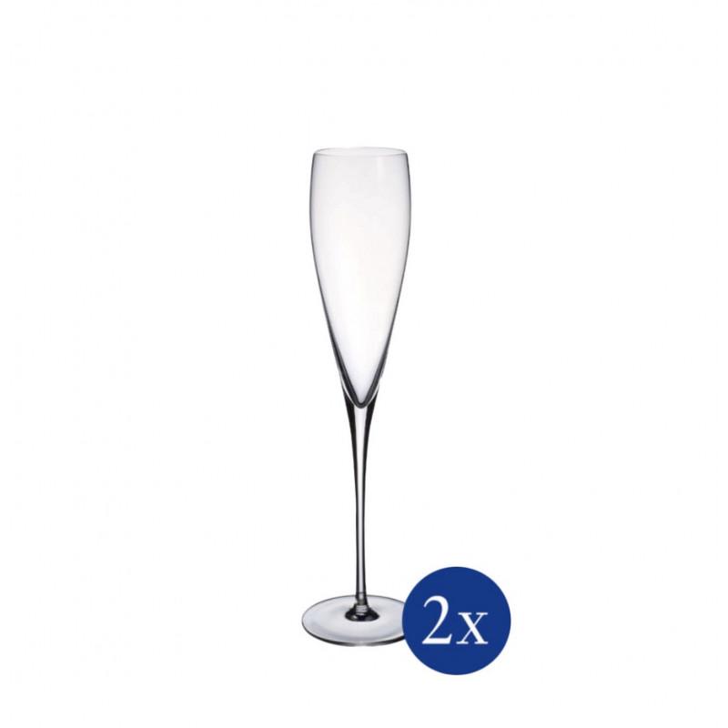 Набор бокалов для шампанского 2 пр. Allegorie Premium от Villeroy & Boch