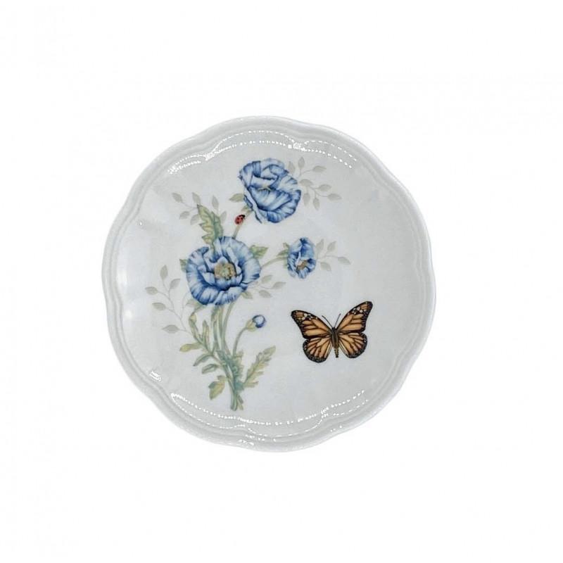 Тарелка десертная Butterfly Meadow от Lenox