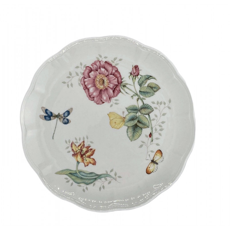 Тарелка 27 см Butterfly Meadow от Lenox