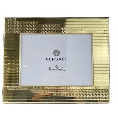 Рамка для фото 18*24 см  золото Versace
