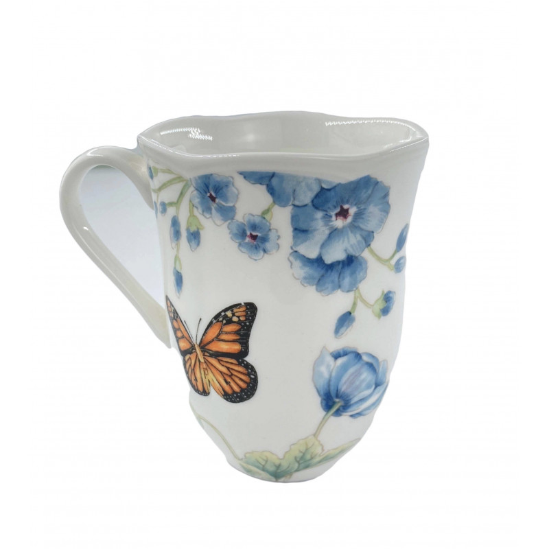 Кружка 0.34 л Butterfly Meadow от Lenox