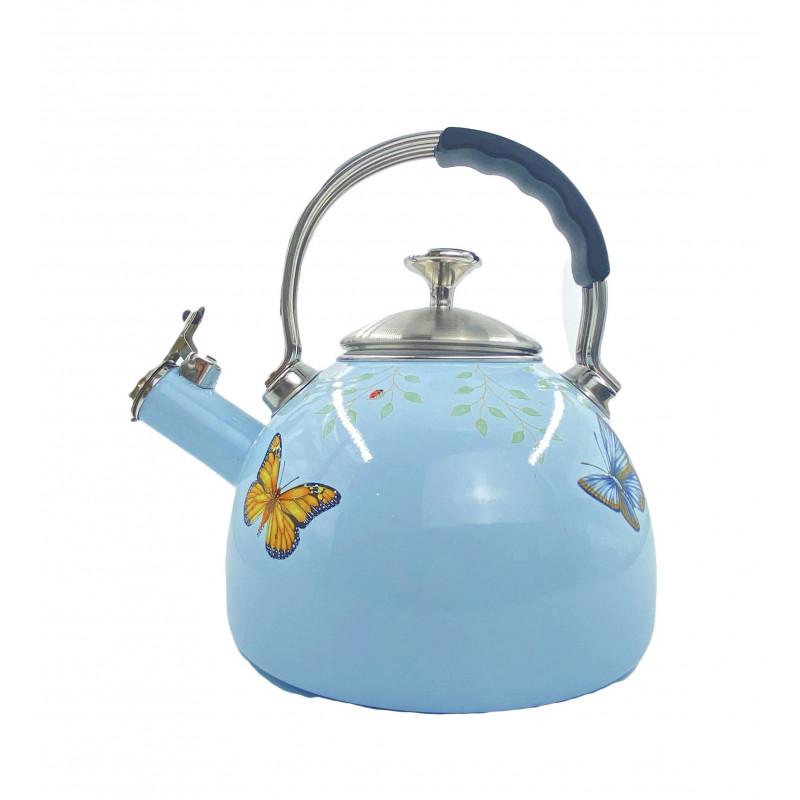 Чайник 2.4 л Butterfly Meadow от Lenox