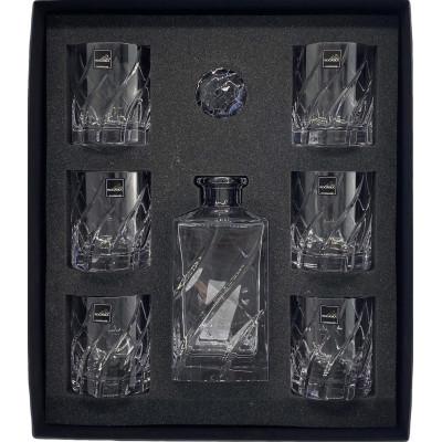 Набор Olymp для виски 7 пр. Rogaska 119754