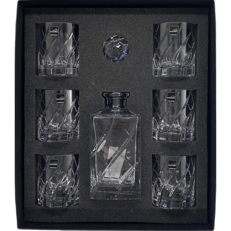 Набор Olymp для виски 7 пр. Rogaska
