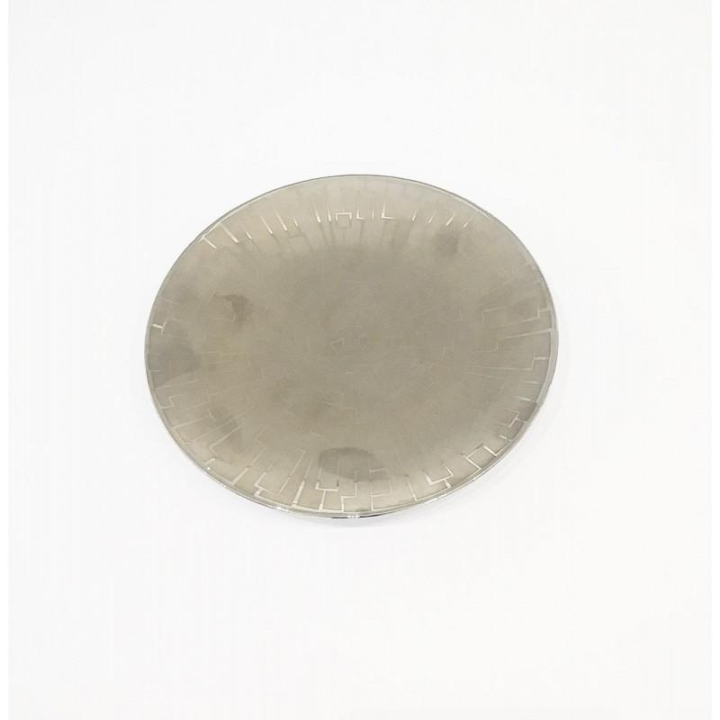 Тарелка 16 см Tac Gropius Skin Platin от Rosenthal 11280-403239-10216