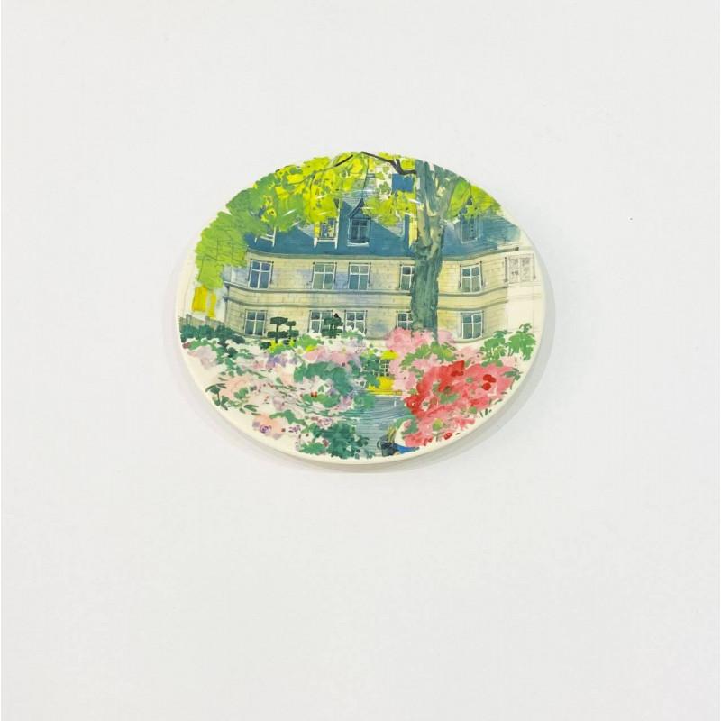 Тарелка канапе Paris Giverny от Gien