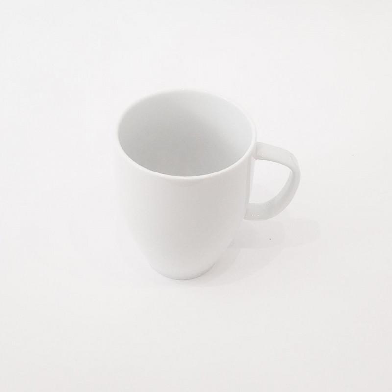 Кружка 0,35л Mesh  White
