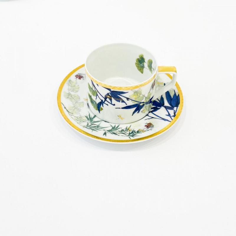 Чашка с блюдцем Heritage Turandot от Rosenthal