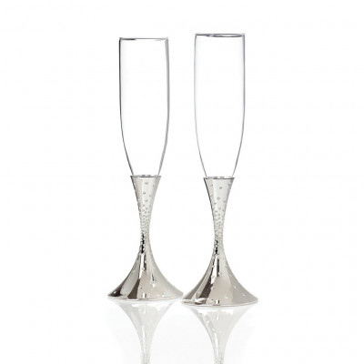 Набор бокалов для шампанского 2 пр. Nambe