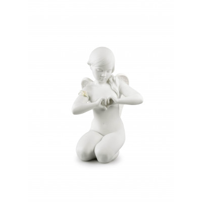 Статуэтка Ангел Небесное сердце Lladro 01009444