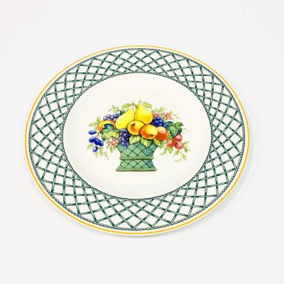 Тарелка подставка 27 см Basket Garden от Villeroy &Boch