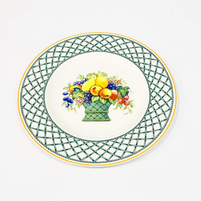 Тарелка салатная 21 см Basket Garden от Villeroy &Boch