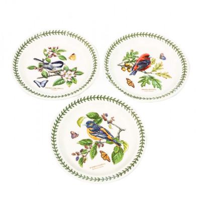Тарелка 18 см Botanic Garden Birds от Portmeirion