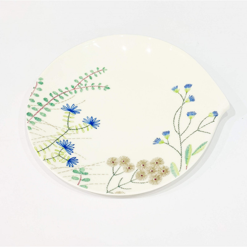 Тарелка 28*27 см Flow Couture от Villeroy & Boch