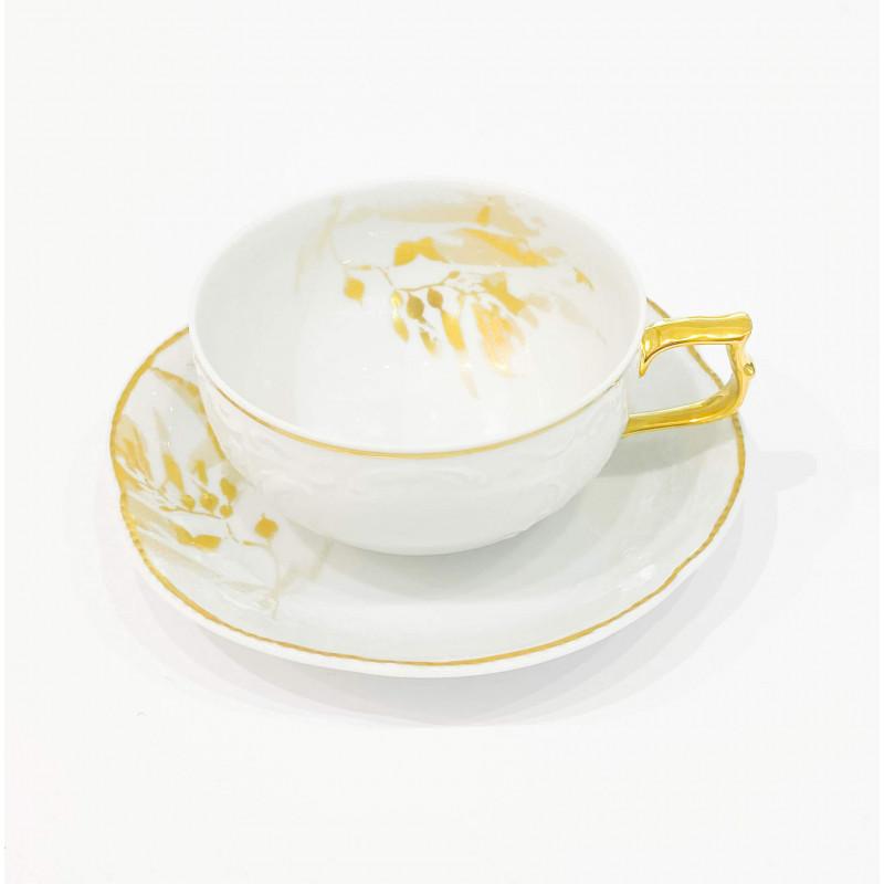 Чашка с блюдцем Heritage Midas от Rosenthal