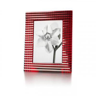 Рамка для фото красная BACCARAT