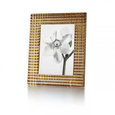 Рамка для фото золотая BACCARAT
