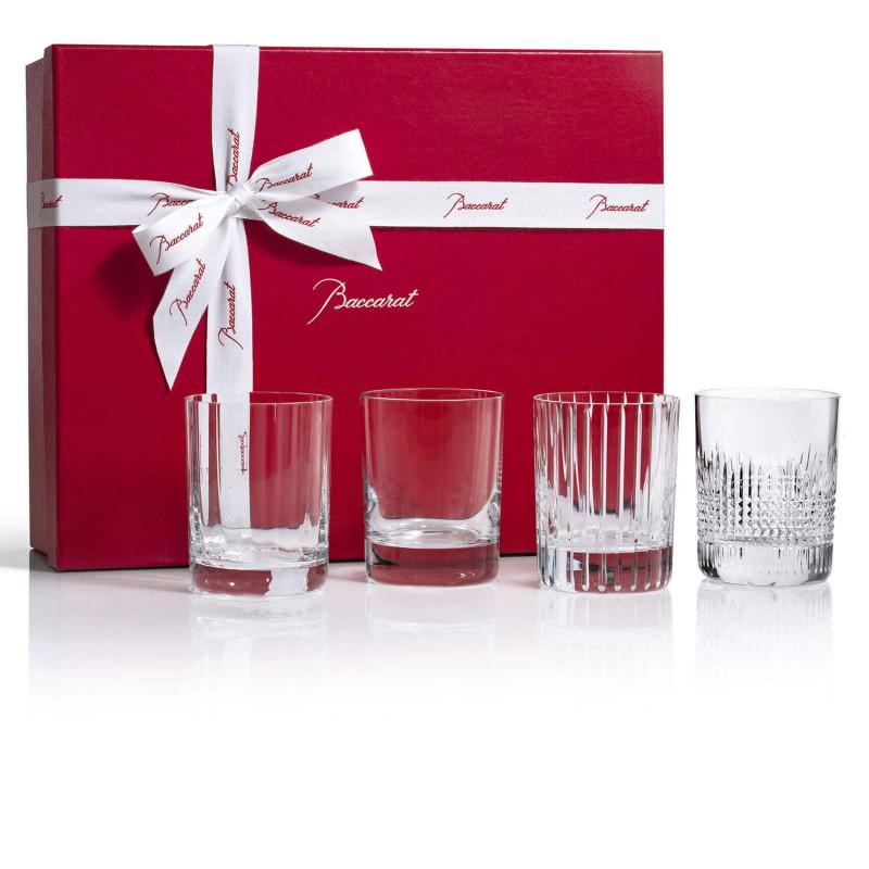 Набор стаканов для виски 4 пр. BACCARAT