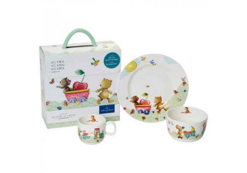 Наборы детской столовой посуды