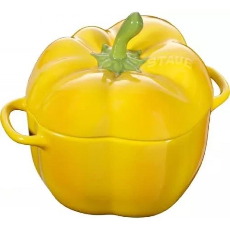 Форма для запекания перец желтый керам. STAUB