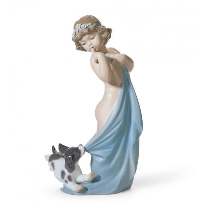 Непослушный щенок