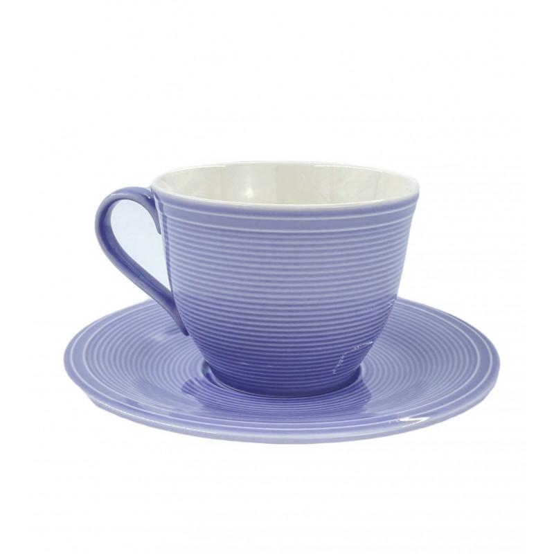 Чашка с блюдцем Сolor Loop Blue Bloss от Villeroy&Boch