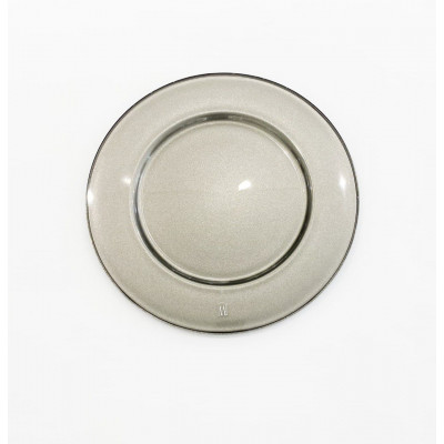 Блюдо 32 cм Aria Grey IVV