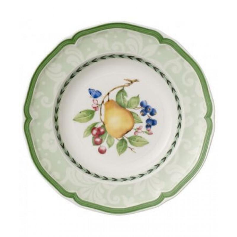 Тарелка для супа 24 см BEAULIEU FRENCH GARDEN VILLEROY & BOCH