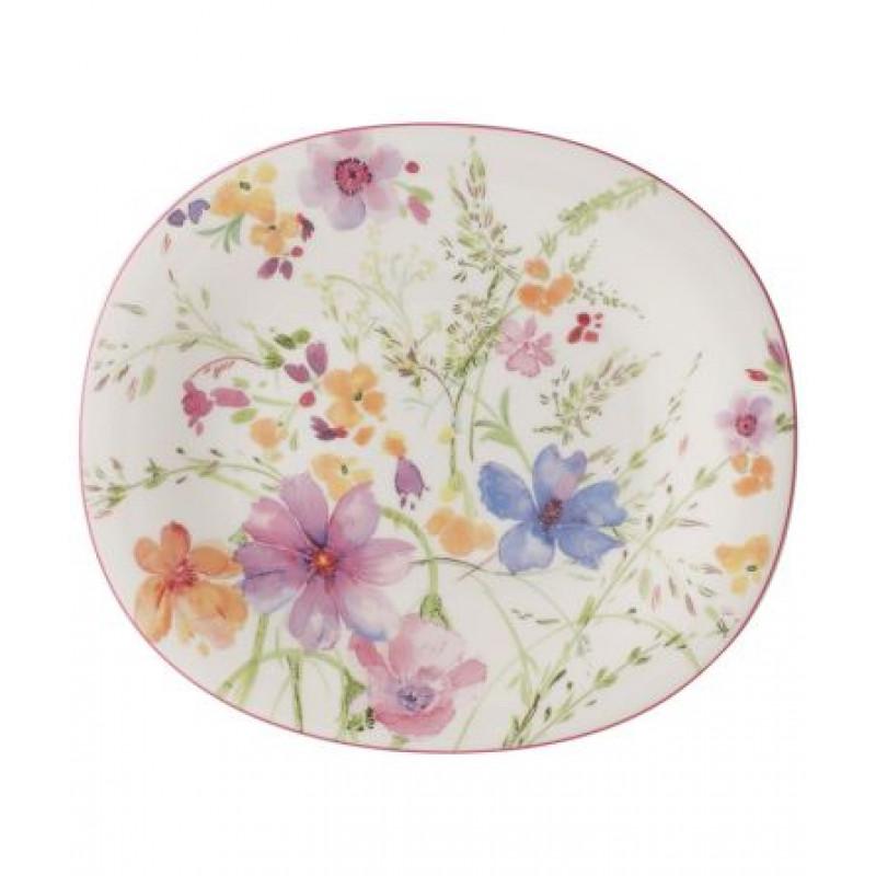 Тарелка салатная 23х19 см MARIEFLEUR VILLEROY & BOCH