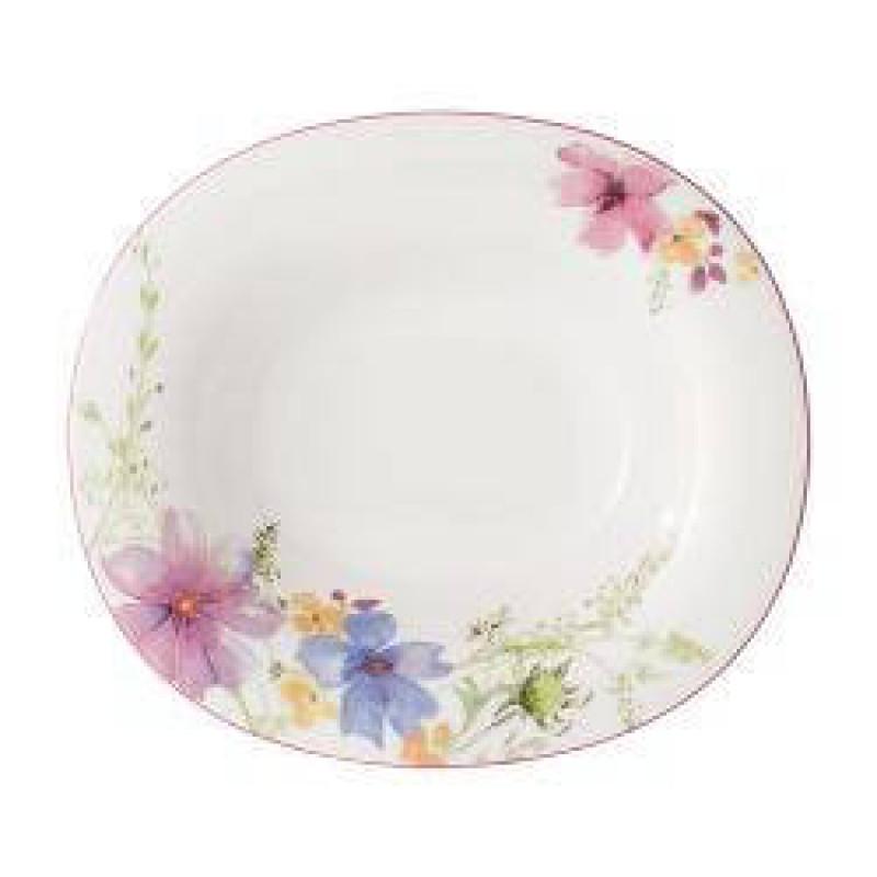 Тарелка для супа 24х21см MARIEFLEUR VILLEROY & BOCH