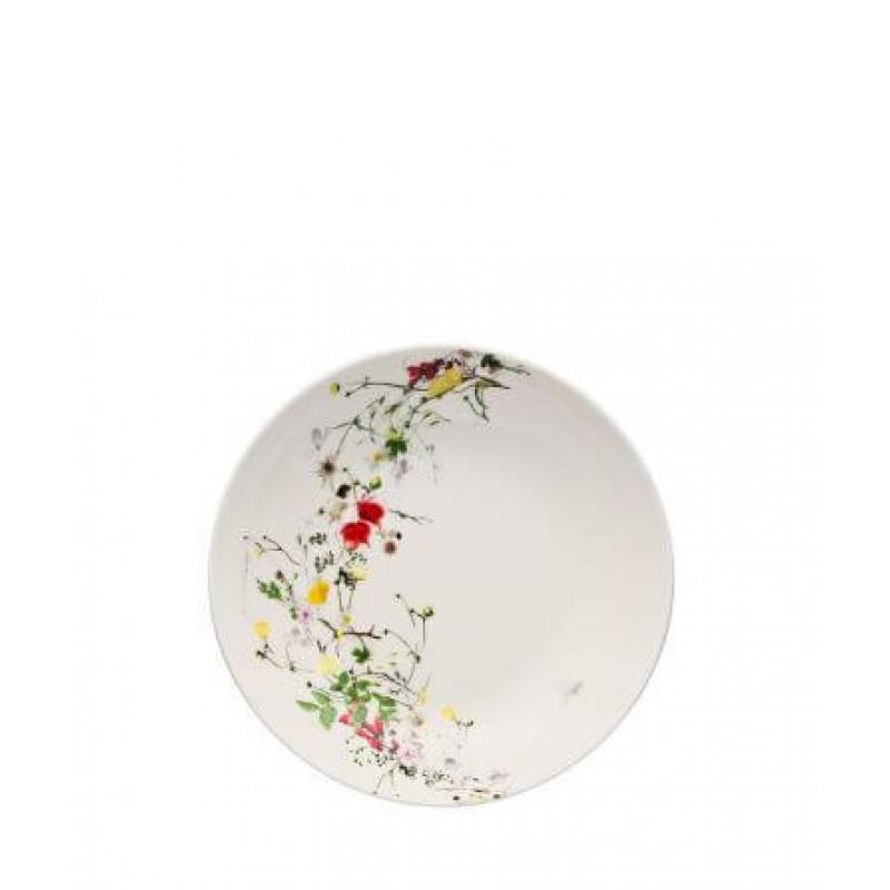Тарелка глубокая 21 см Brillance Fleurs Sauvages от Rosenthal 10530-405101-10321