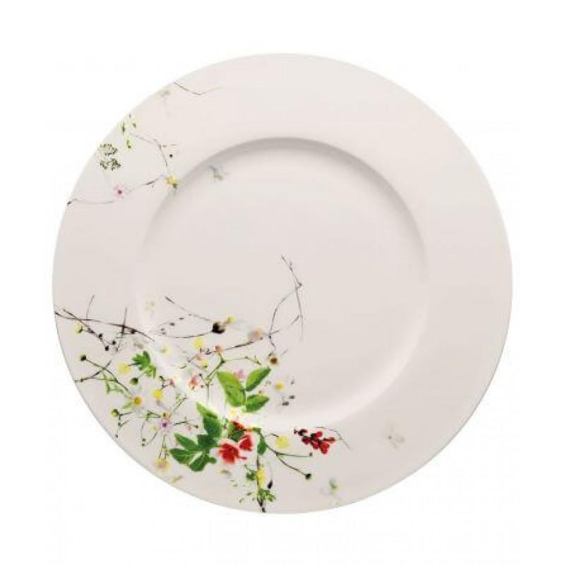Блюдо для сервировки 33 см Brillance Fleurs Sauvages от Rosenthal 10530-405101-10063