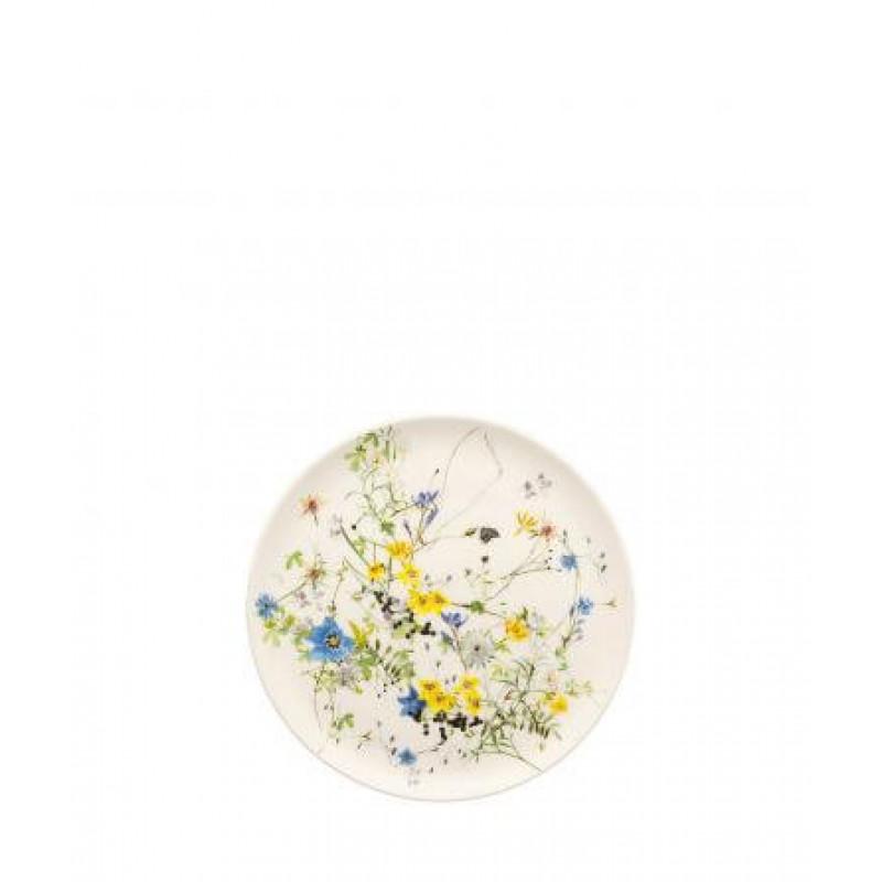 Тарелка 18 см Brillance Fleurs des Alpes от Rosenthal 10530-405108-10218