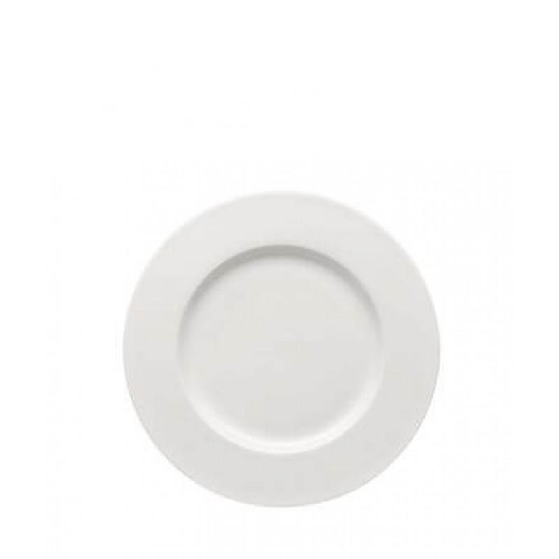 Тарелка салатная 23 см белая BRILLANCE ROSENTHAL